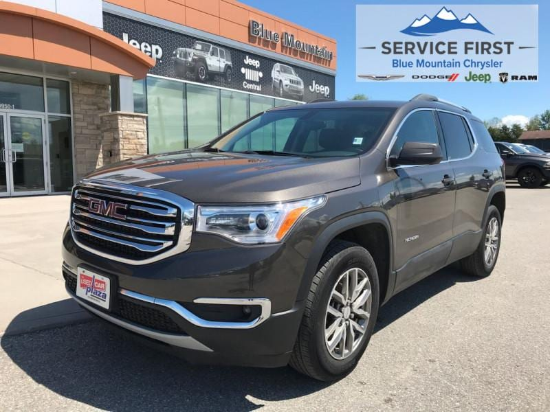 used 2019 GMC Acadia car, priced at $29,997