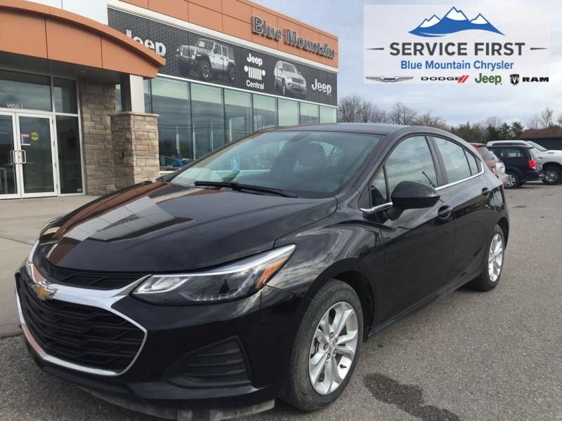 used 2019 Chevrolet Cruze car, priced at $16,997