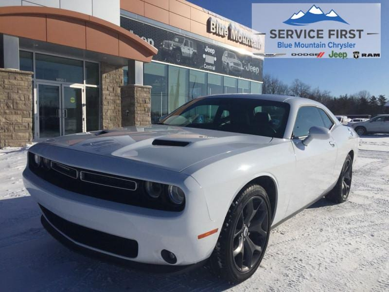 used 2019 Dodge Challenger car, priced at $32,997
