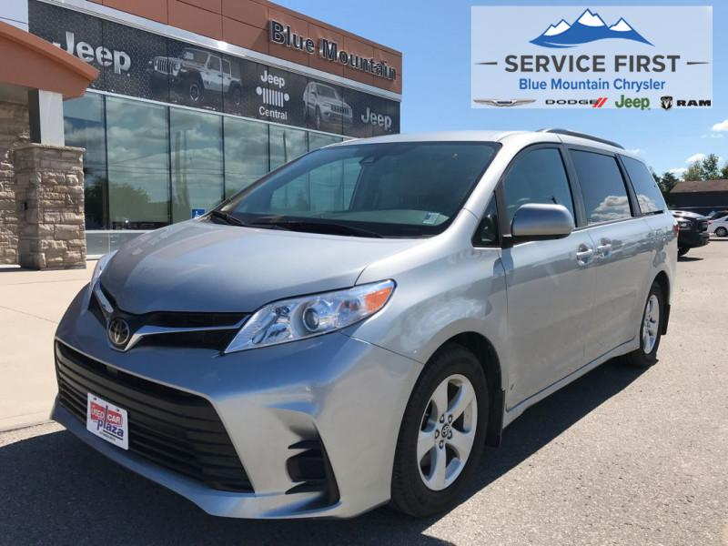 used 2019 Toyota Sienna car, priced at $29,997