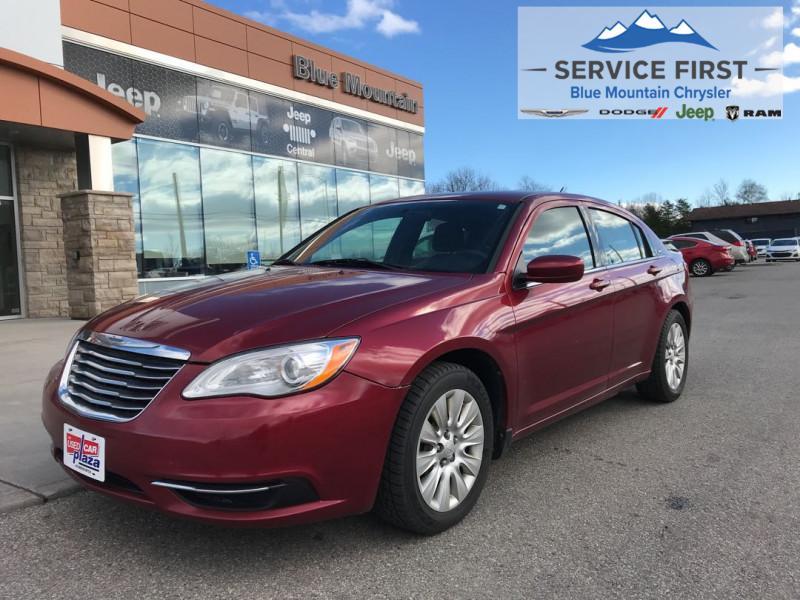 used 2013 Chrysler 200 car, priced at $7,997