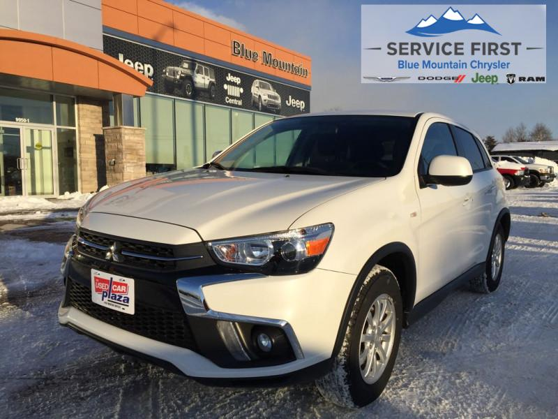 used 2018 Mitsubishi RVR car, priced at $19,497