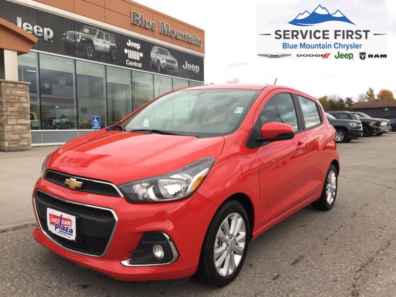 used 2018 Chevrolet Spark car, priced at $12,997