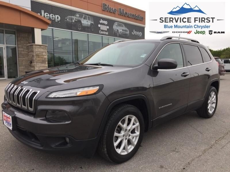 used 2016 Jeep Cherokee car, priced at $19,999
