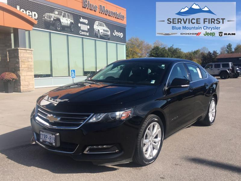 used 2018 Chevrolet Impala car, priced at $16,997