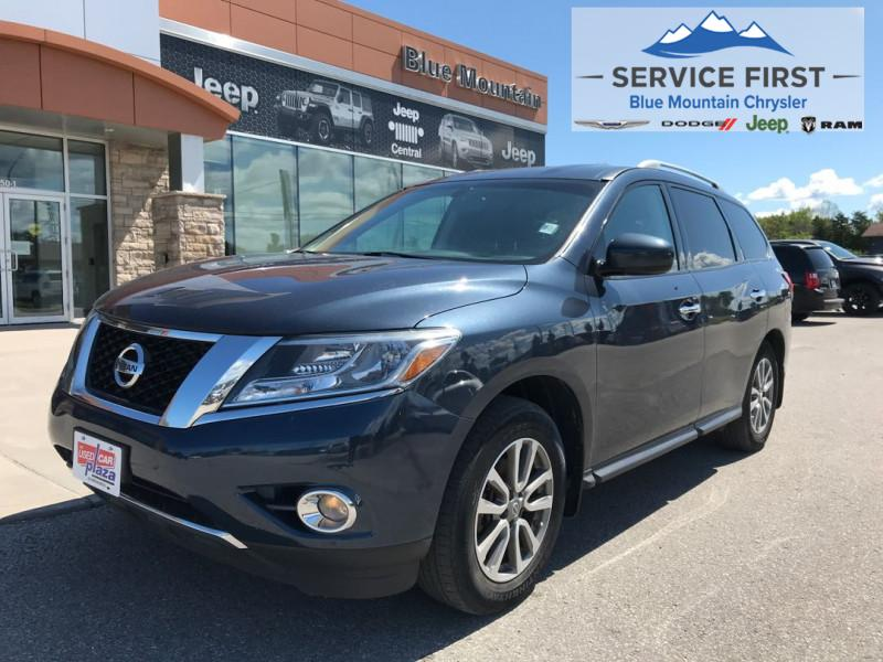 used 2016 Nissan Pathfinder car, priced at $18,697