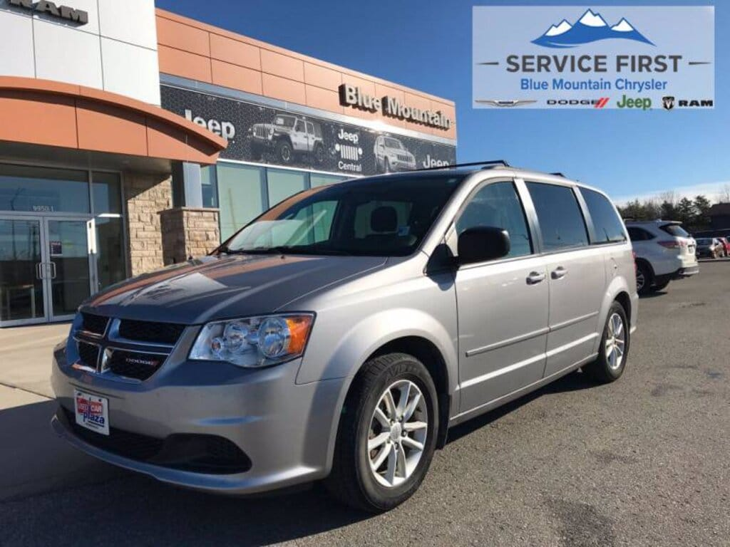 used 2016 Dodge Grand Caravan car, priced at $17,997