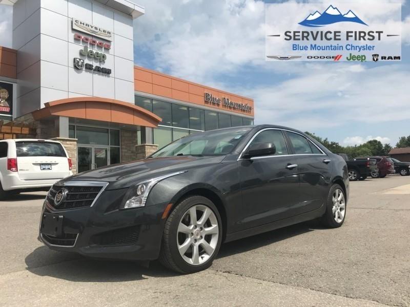 used 2014 Cadillac ATS car, priced at $14,999