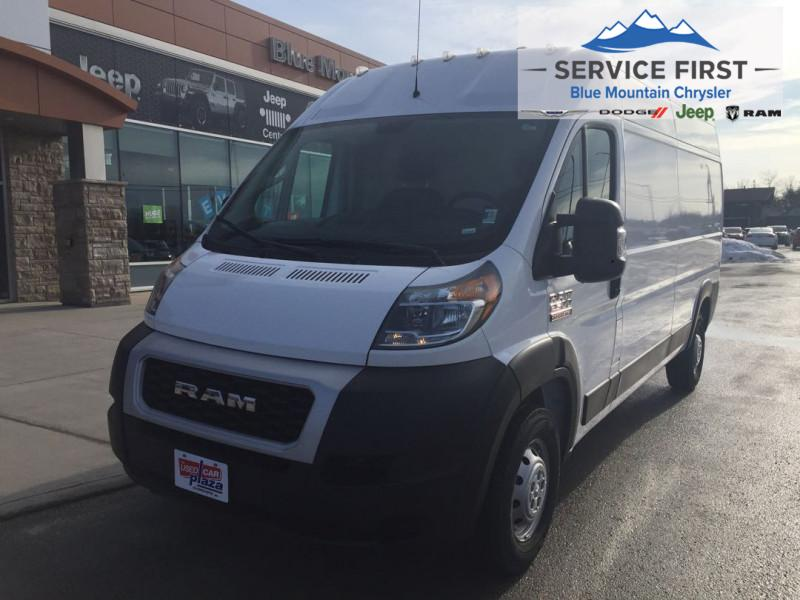 used 2019 Ram ProMaster 2500 car, priced at $34,699