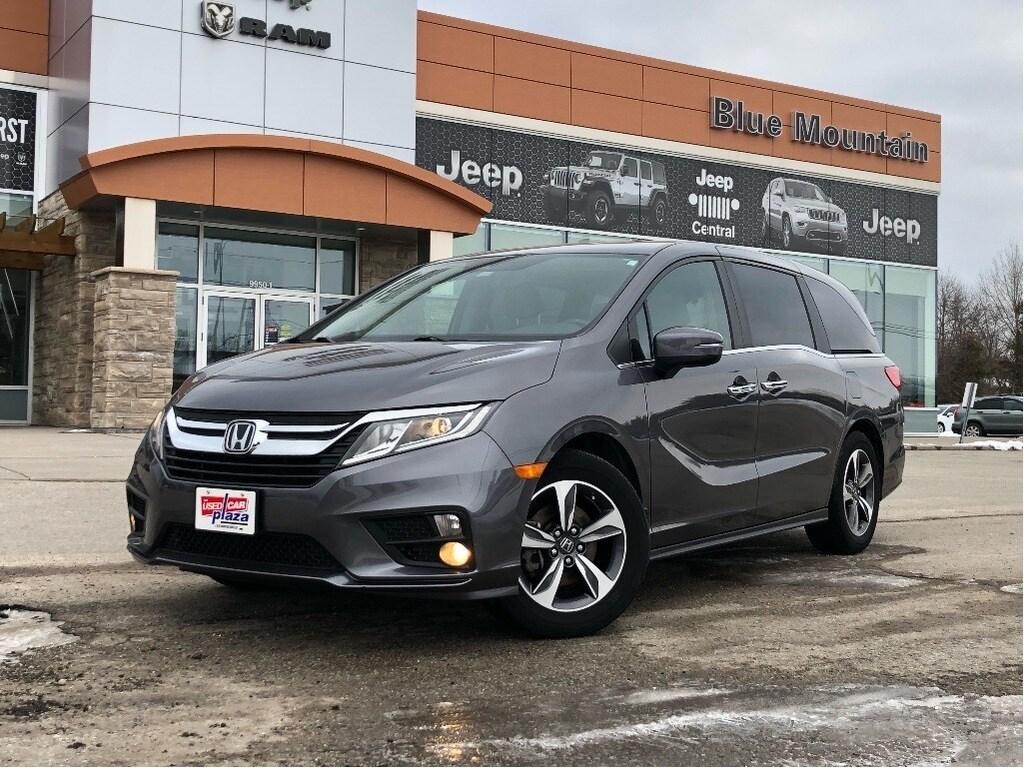 used 2019 Honda Odyssey car
