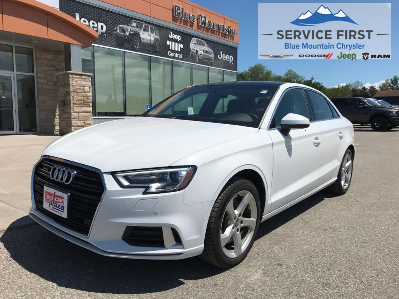 used 2019 Audi A3 car, priced at $29,997
