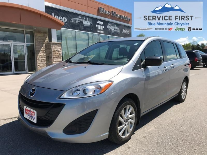 used 2017 Mazda Mazda5 car, priced at $13,997