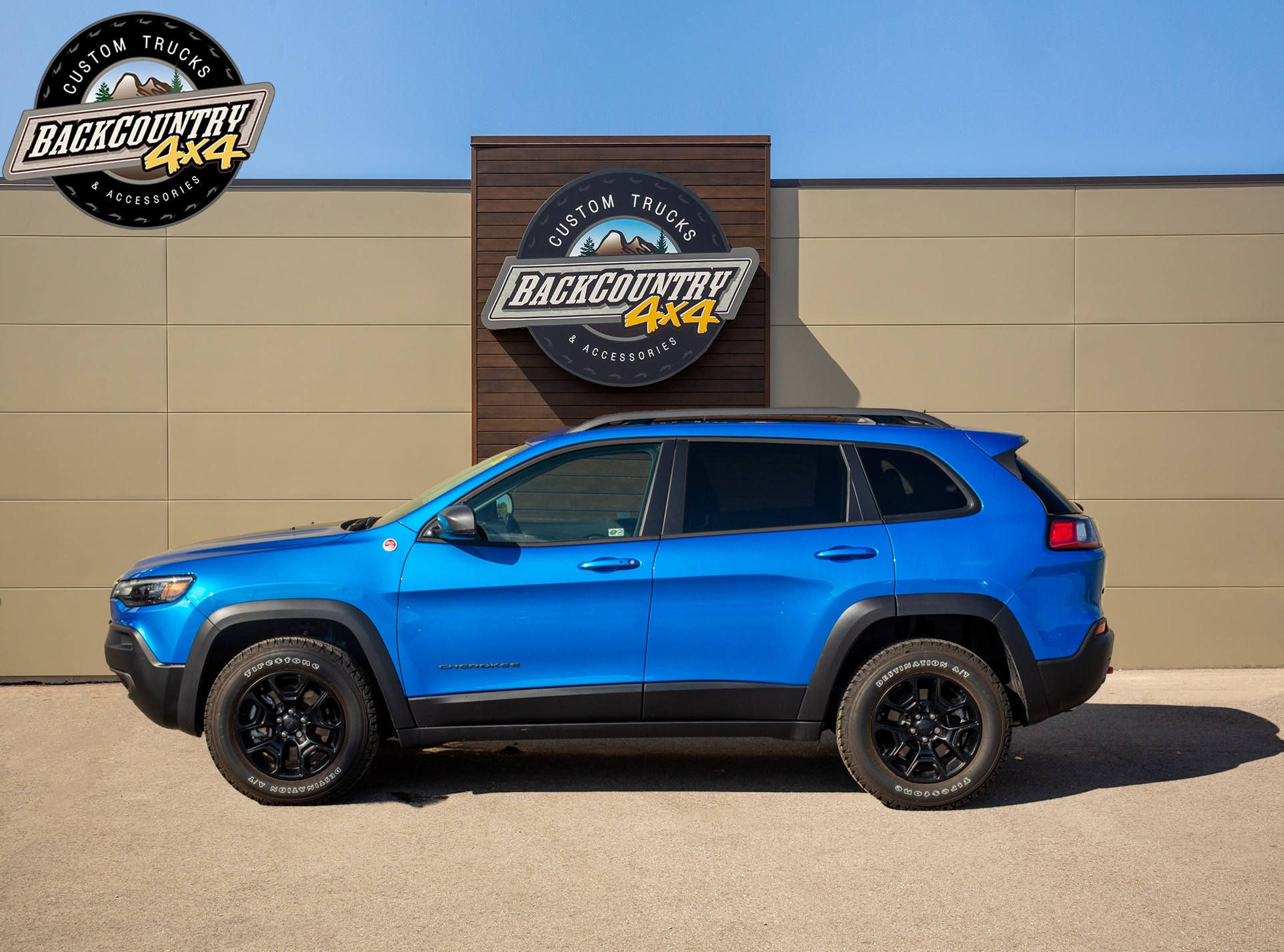 used 2020 Jeep Cherokee car, priced at $39,599