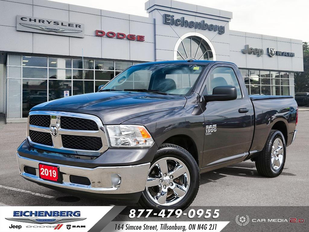 used 2019 Ram 1500 Classic car, priced at $32,999