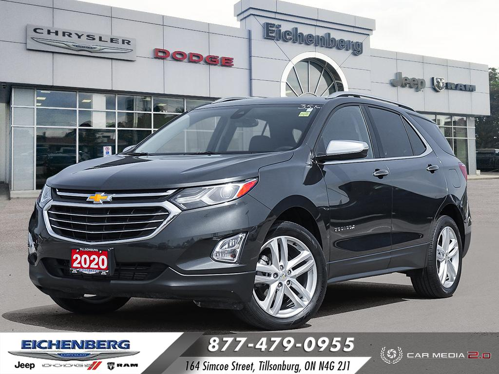 used 2020 Chevrolet Equinox car, priced at $29,999