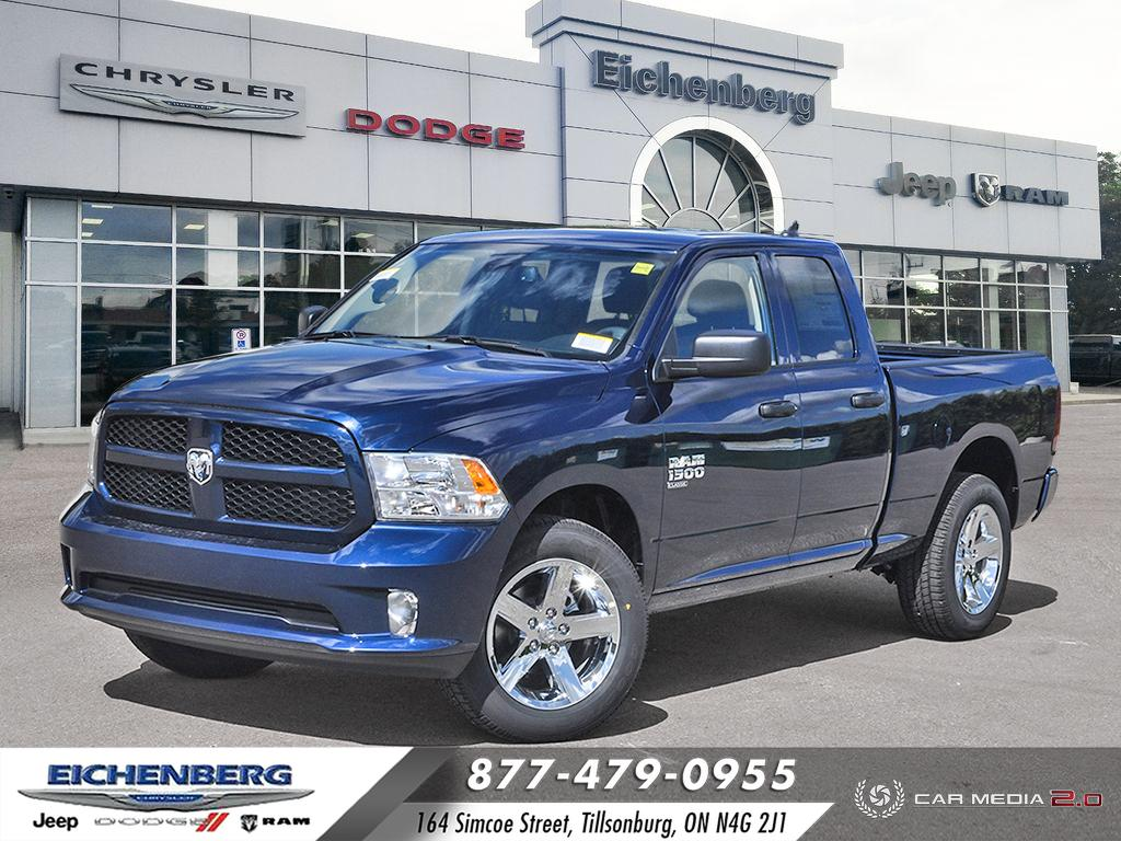 new 2021 Ram 1500 Classic car, priced at $44,999