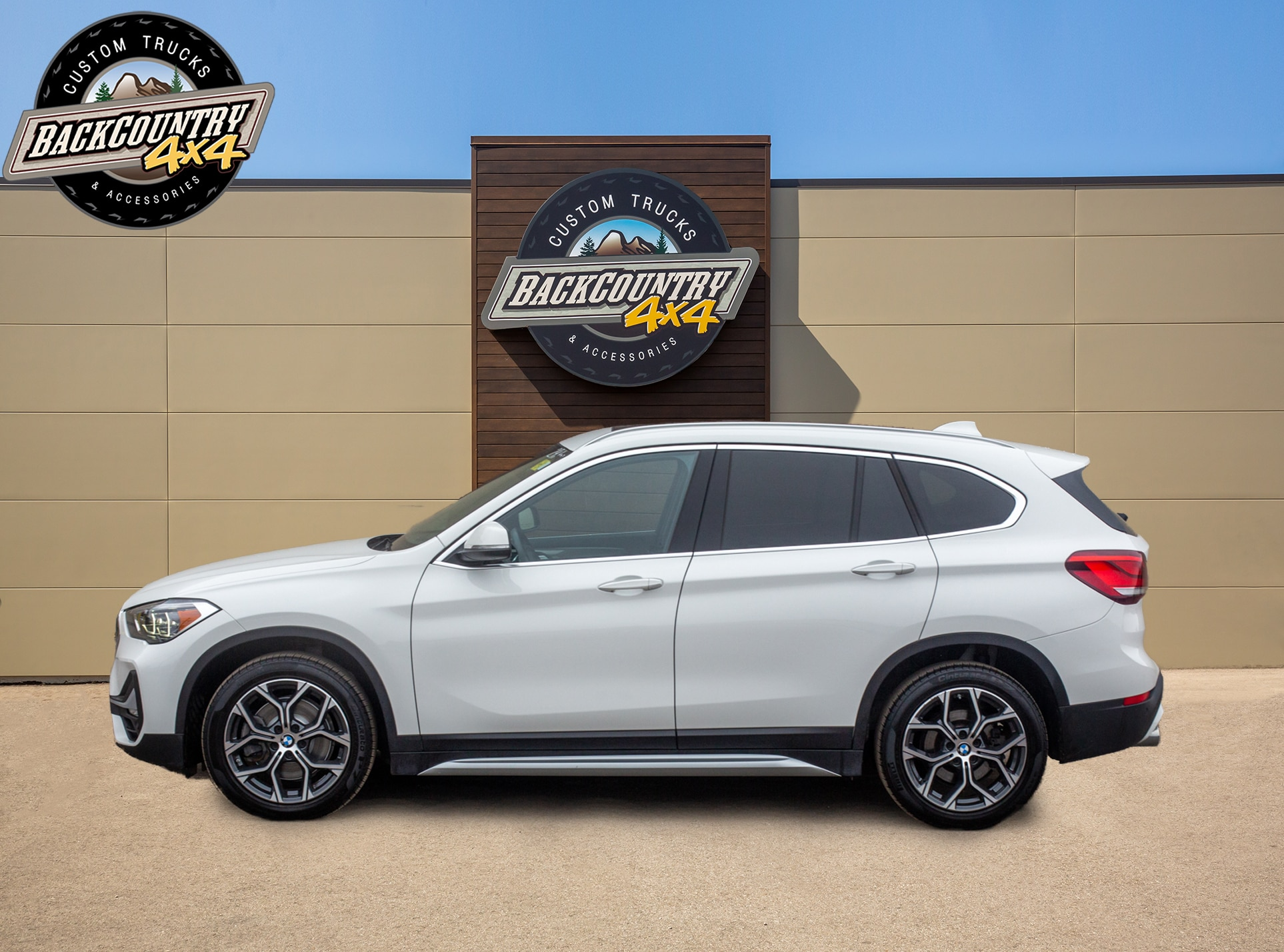 used 2020 BMW X1 car, priced at $35,999