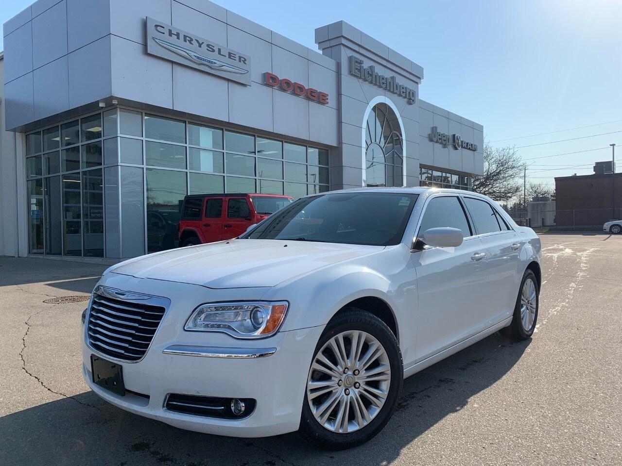 used 2014 Chrysler 300 car, priced at $14,599
