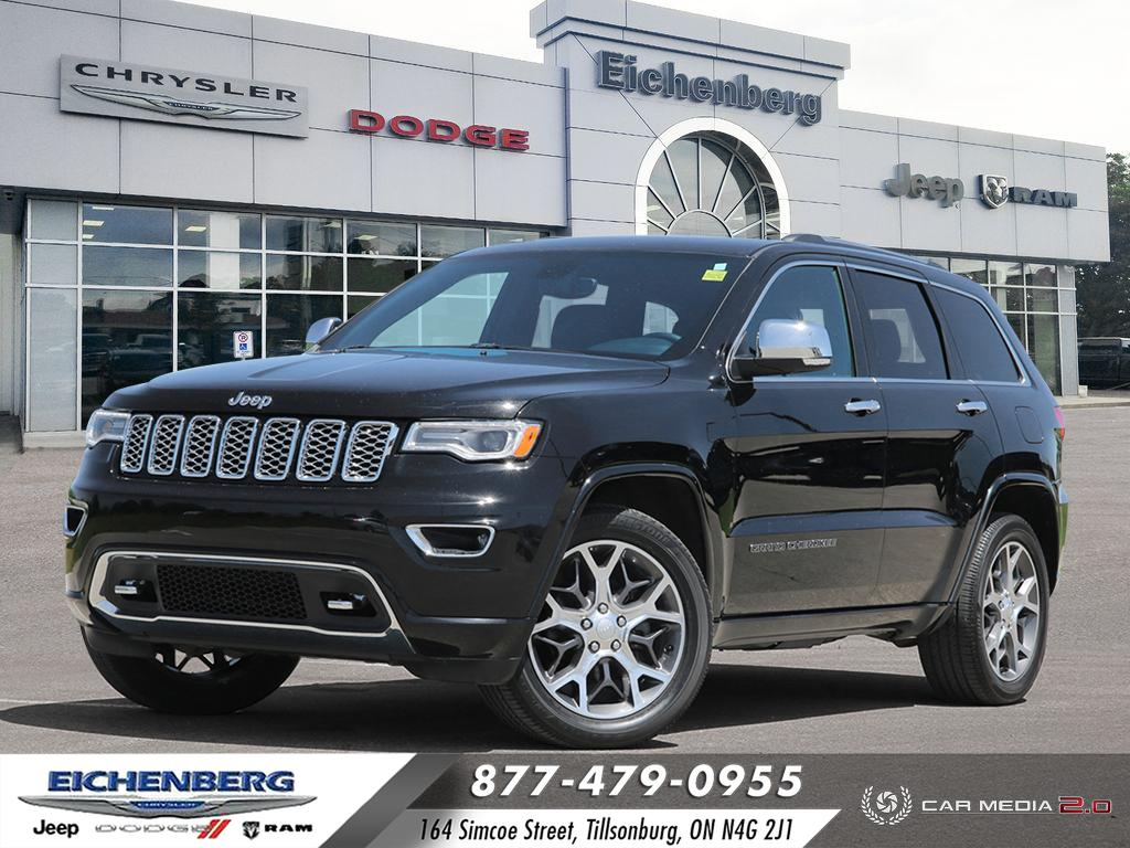 used 2019 Jeep Grand Cherokee car, priced at $44,999