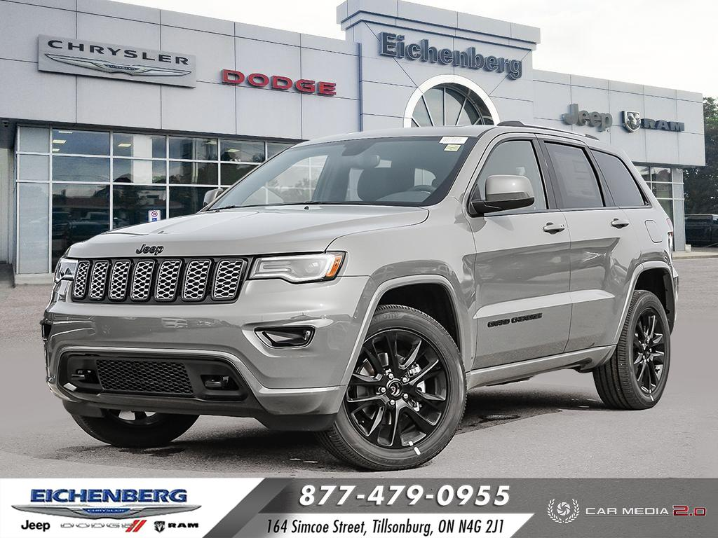 new 2020 Jeep Grand Cherokee car, priced at $47,599