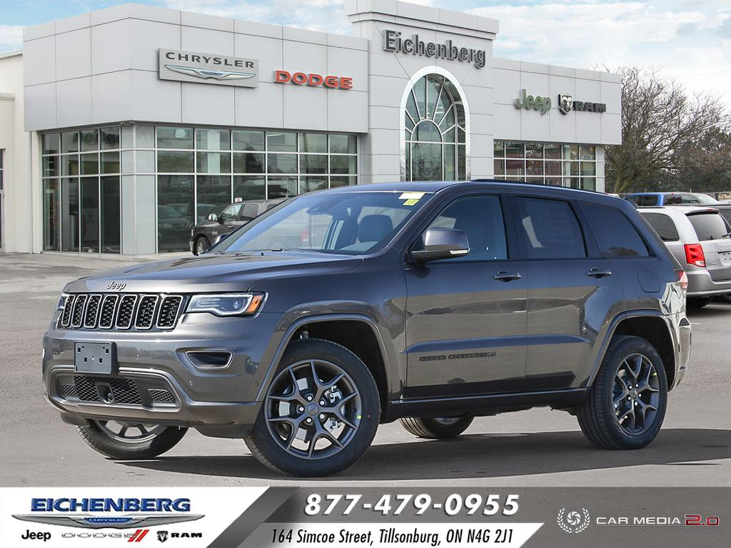 new 2021 Jeep Grand Cherokee car, priced at $57,599