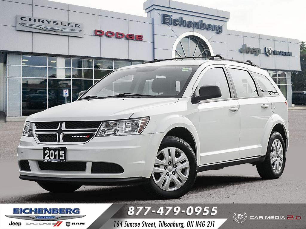 used 2015 Dodge Journey car, priced at $11,899