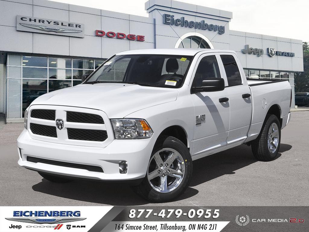 new 2021 Ram 1500 Classic car, priced at $44,599