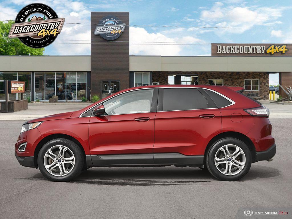 used 2015 Ford Edge car, priced at $21,699