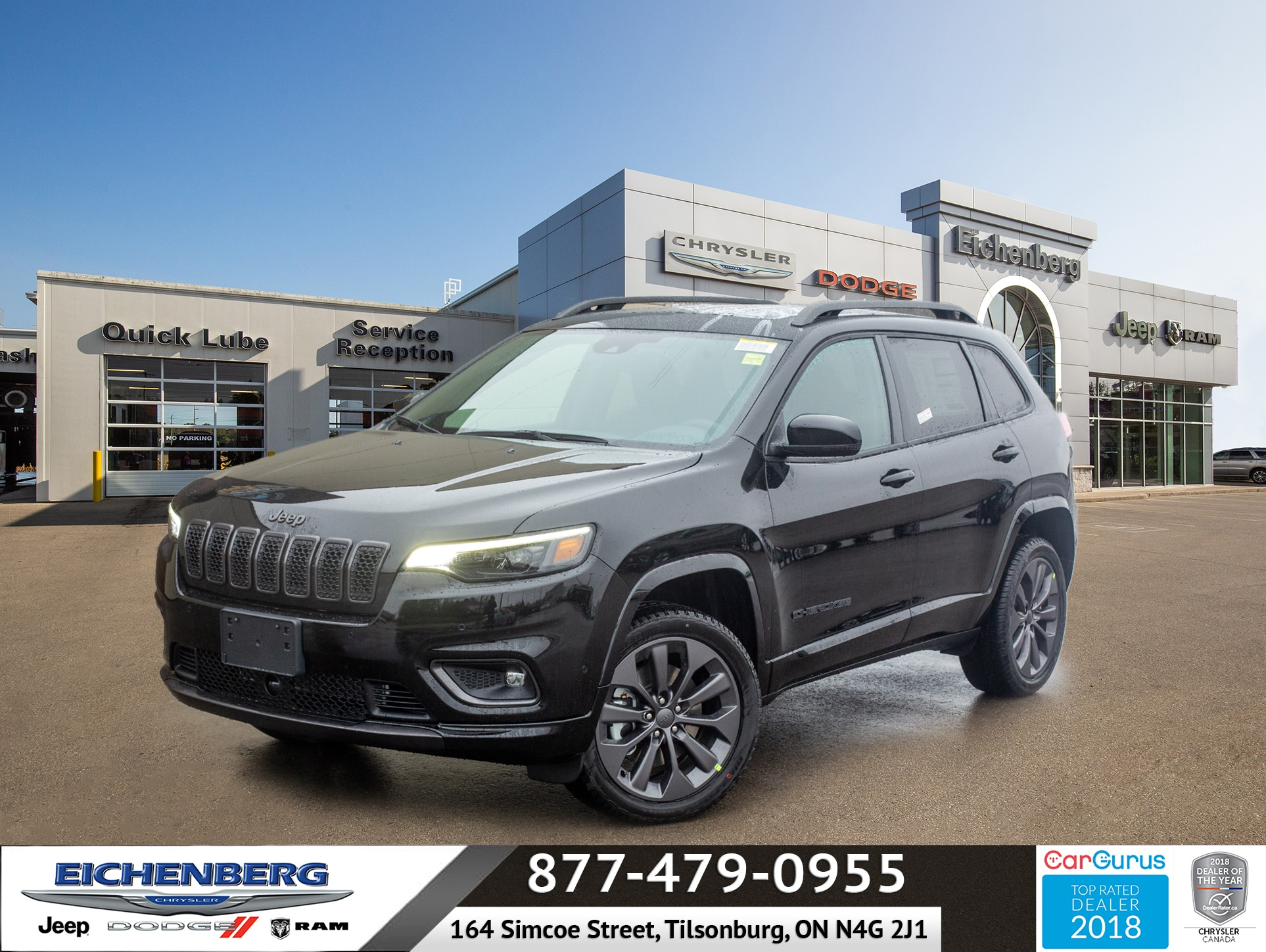 used 2021 Jeep Cherokee car, priced at $42,999