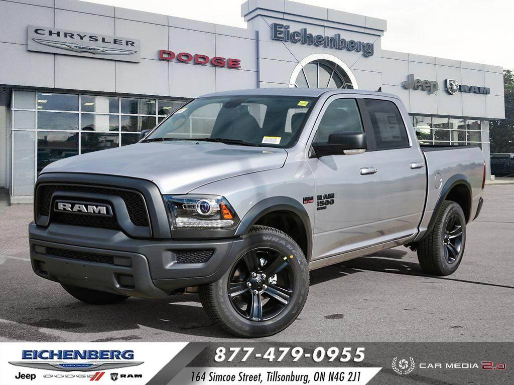 new 2021 Ram 1500 Classic car, priced at $51,599
