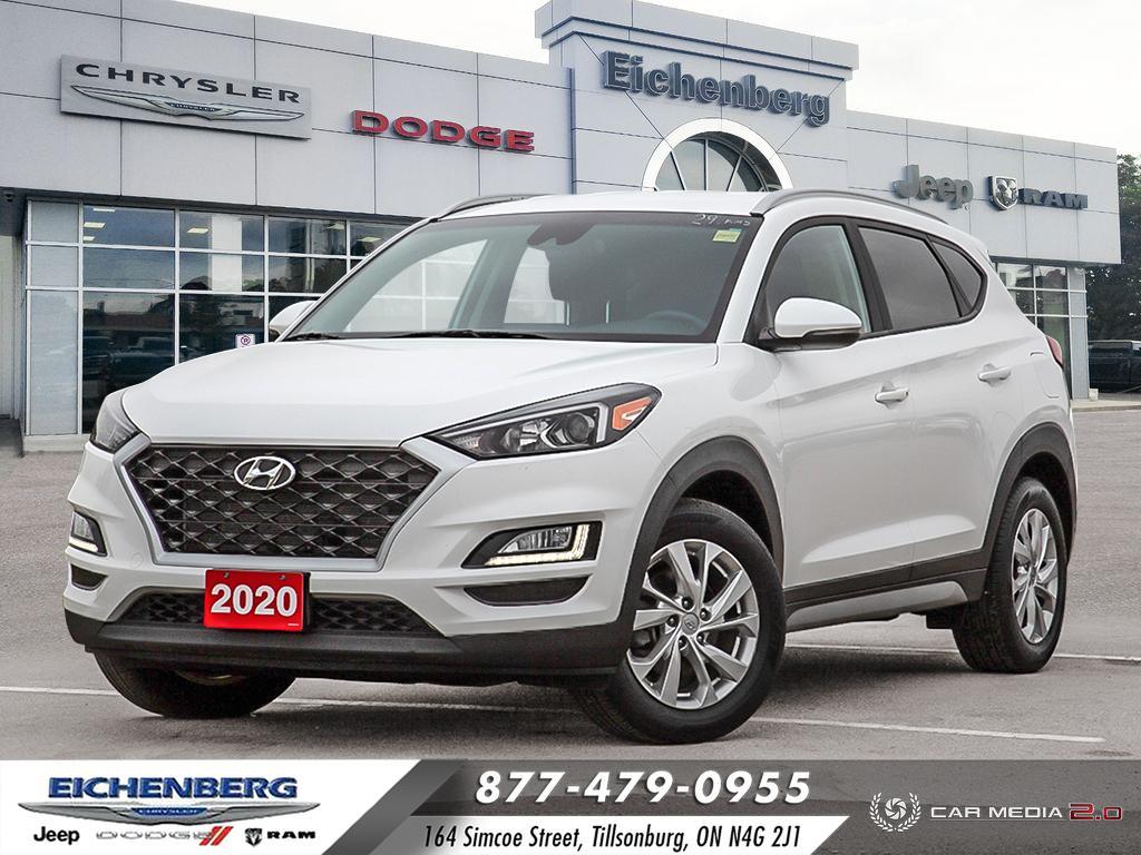 used 2020 Hyundai Tucson car, priced at $26,599