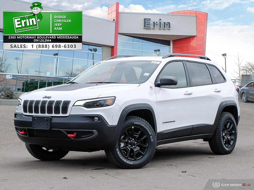 used 2020 Jeep Cherokee car, priced at $46,168