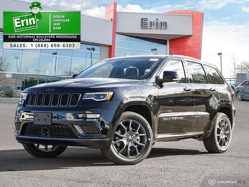 used 2021 Jeep Grand Cherokee car, priced at $64,299