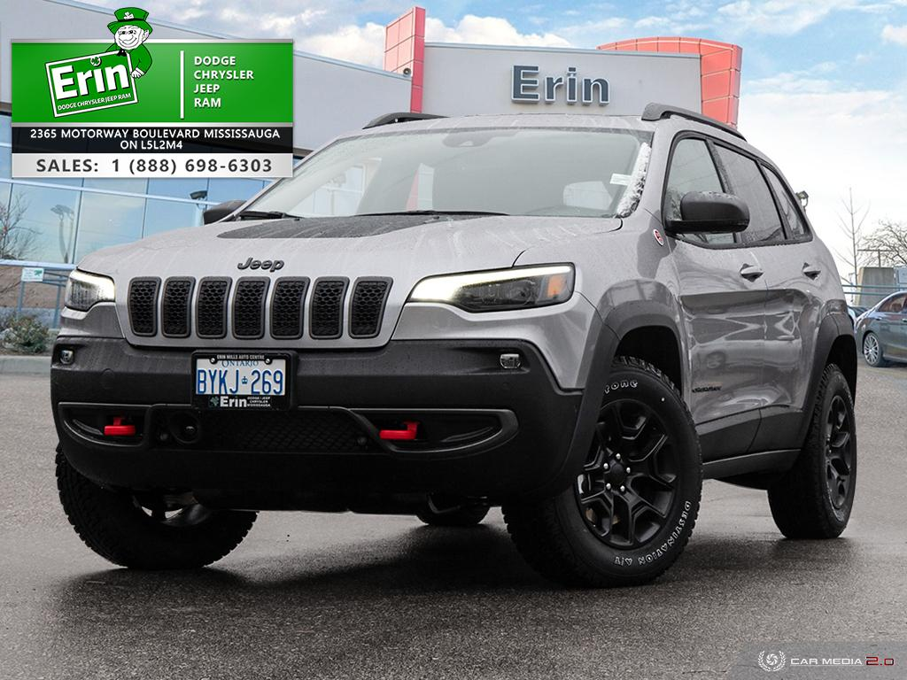used 2021 Jeep Cherokee car, priced at $47,424