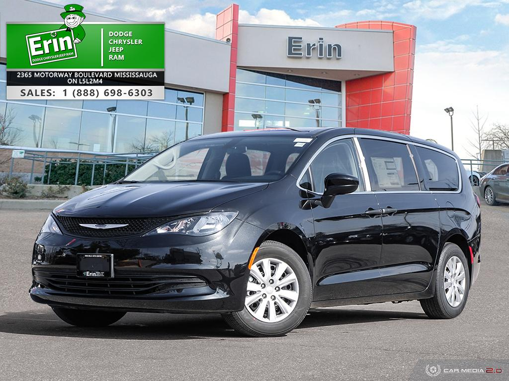 new 2020 Chrysler Pacifica L Only $ 31,995 + HST car, priced at $31,995