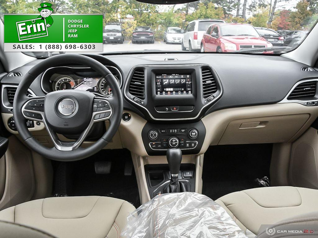new 2019 Jeep New Cherokee car, priced at $36,172