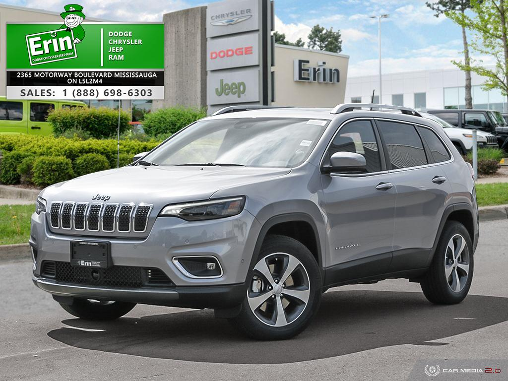 new 2020 Jeep Cherokee car, priced at $44,741