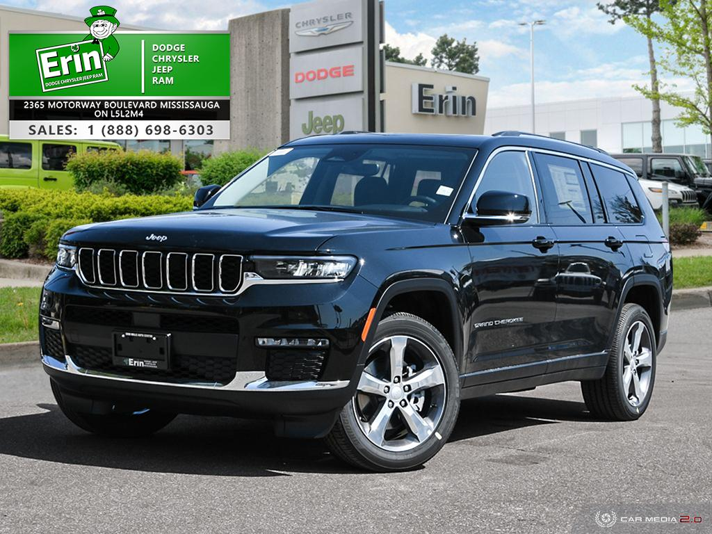 new 2021 Jeep All-New Grand Cherokee L car, priced at $69,569