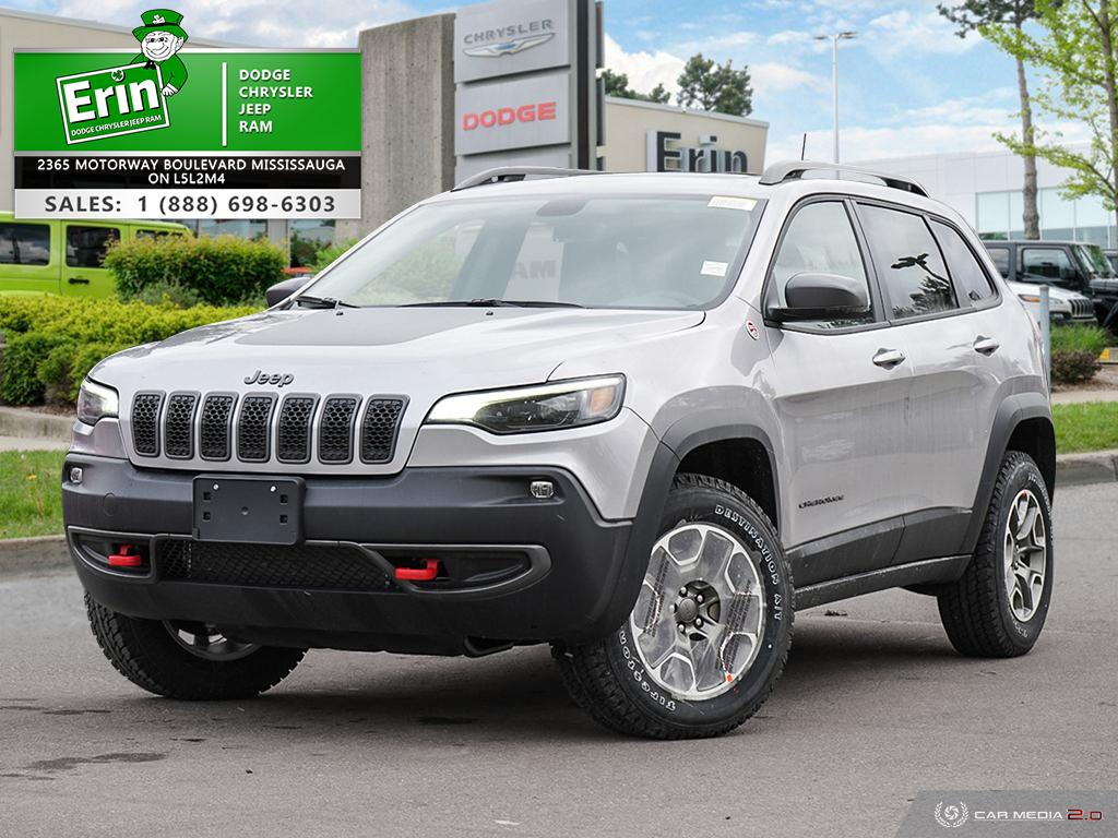 new 2020 Jeep Cherokee car, priced at $42,847