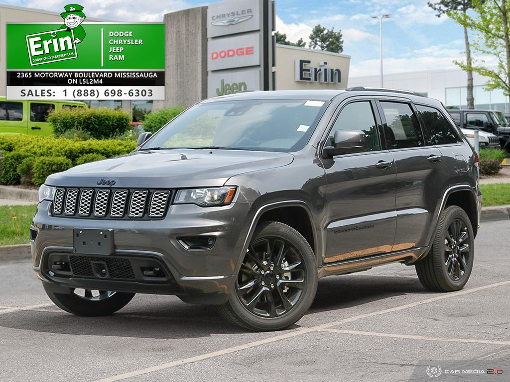used 2021 Jeep Grand Cherokee car, priced at $54,074