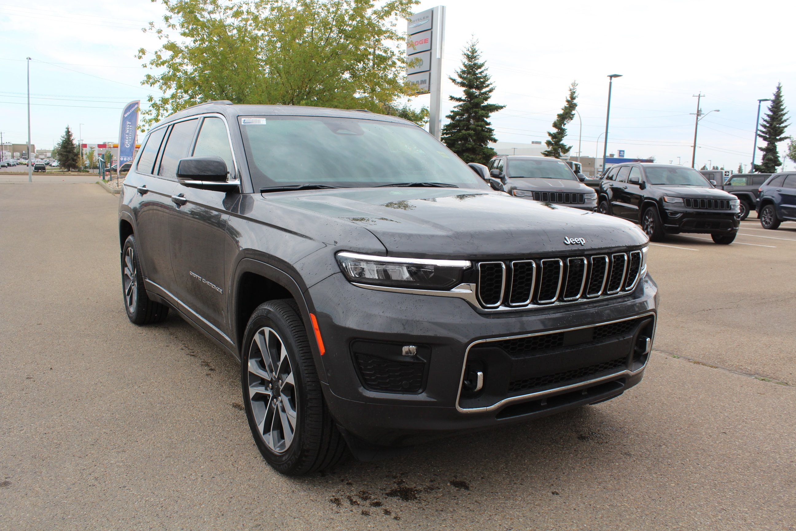 new 2021 Jeep All-New Grand Cherokee L car, priced at $79,320
