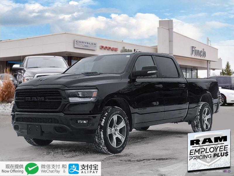 new 2020 Ram 1500 car, priced at $62,446