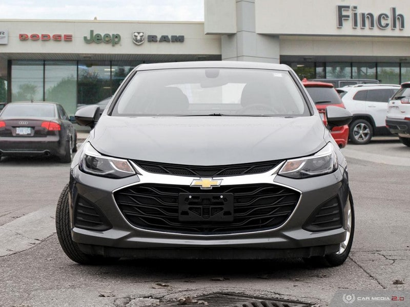 used 2019 Chevrolet Cruze car, priced at $16,988