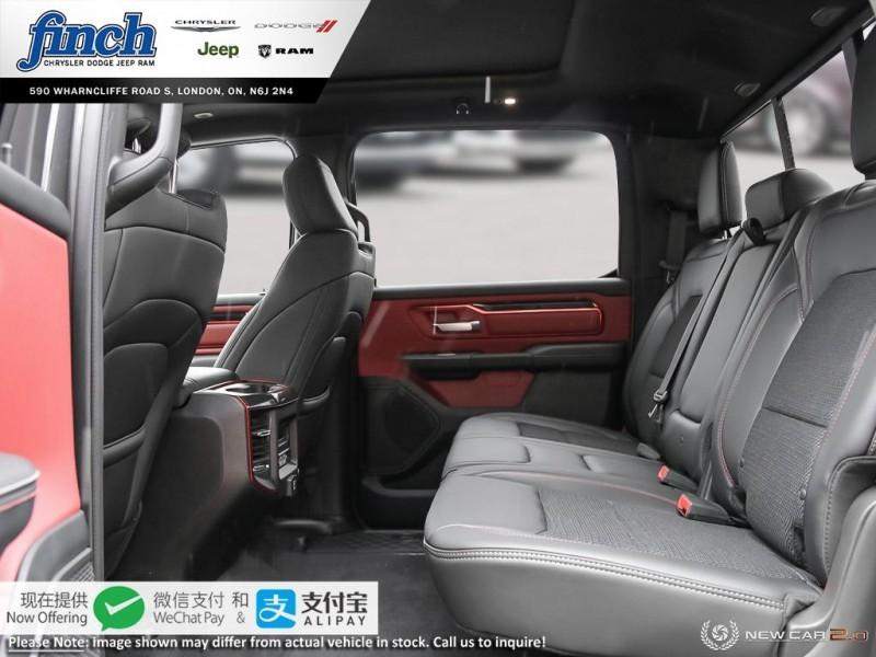 used 2020 Ram 1500 car, priced at $65,145