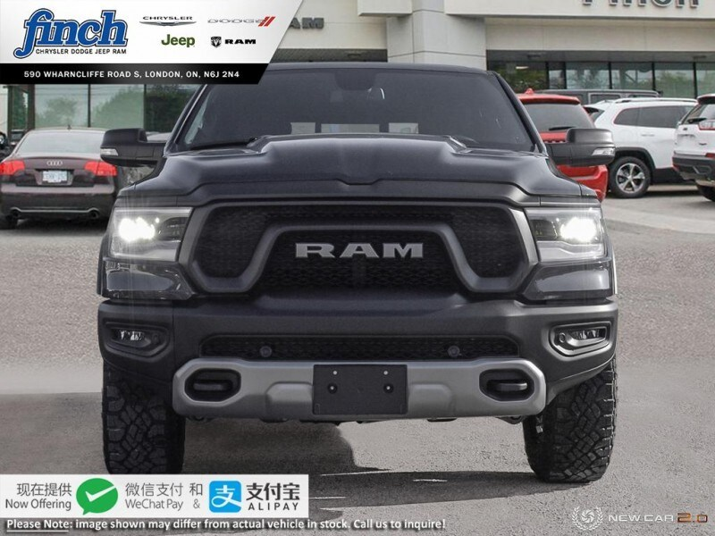 used 2020 Ram 1500 car, priced at $65,145