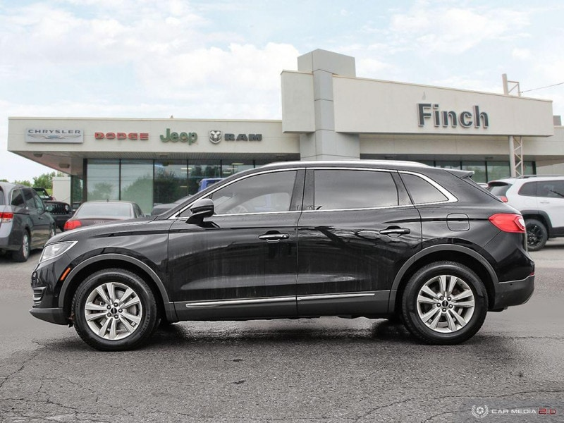 used 2017 Lincoln MKX car, priced at $24,988