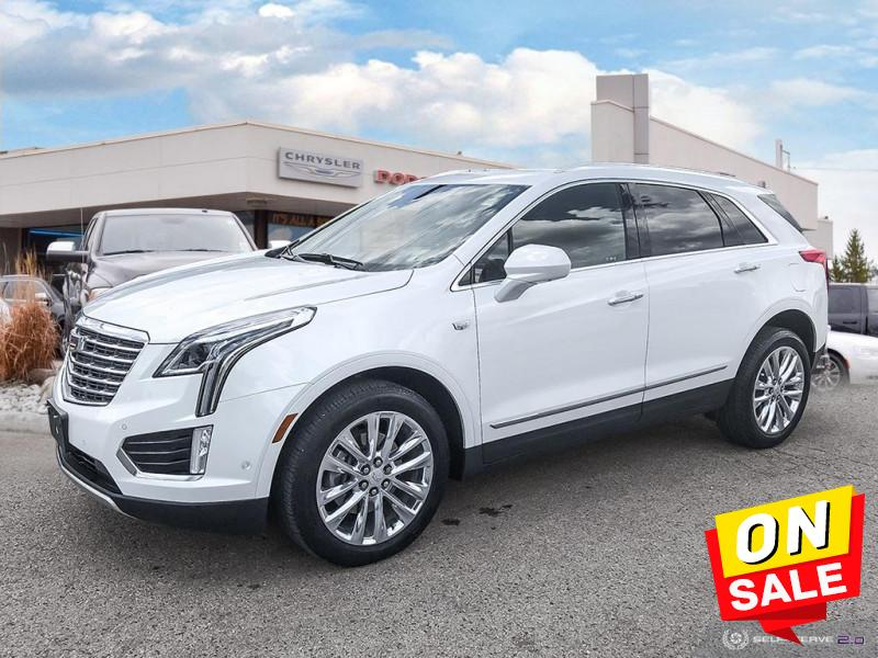 used 2018 Cadillac XT5 car, priced at $42,488