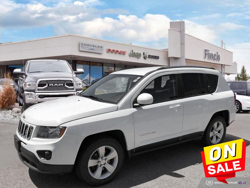 used 2015 Jeep Compass car, priced at $12,498