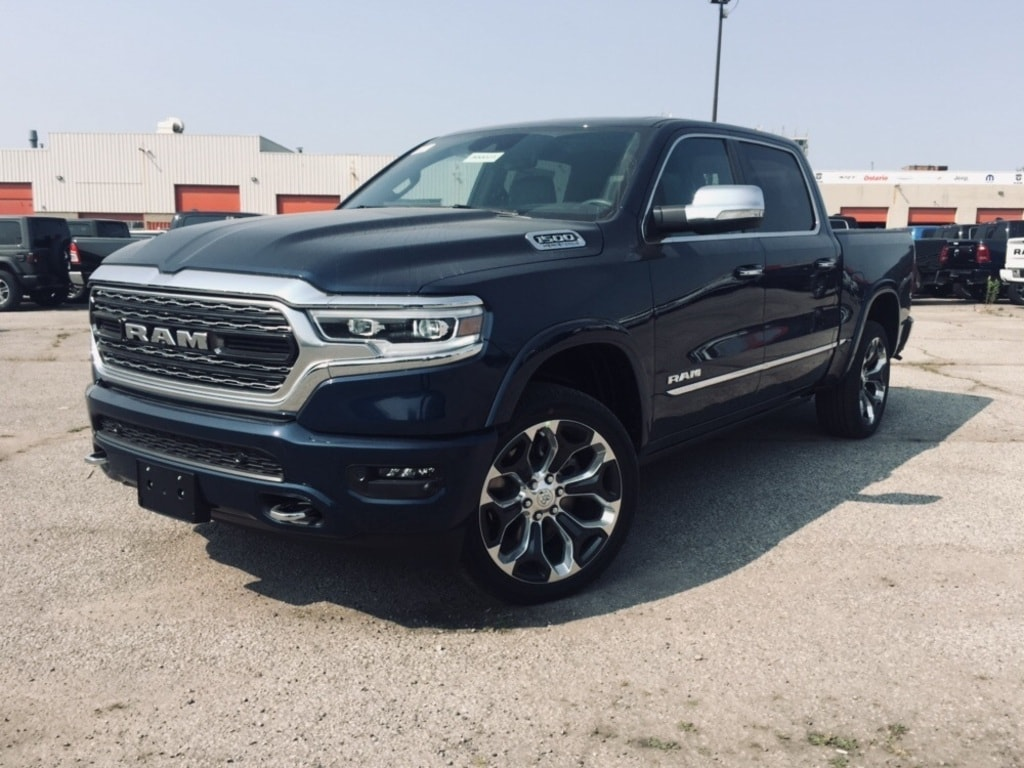 new 2021 Ram 1500 car, priced at $89,118