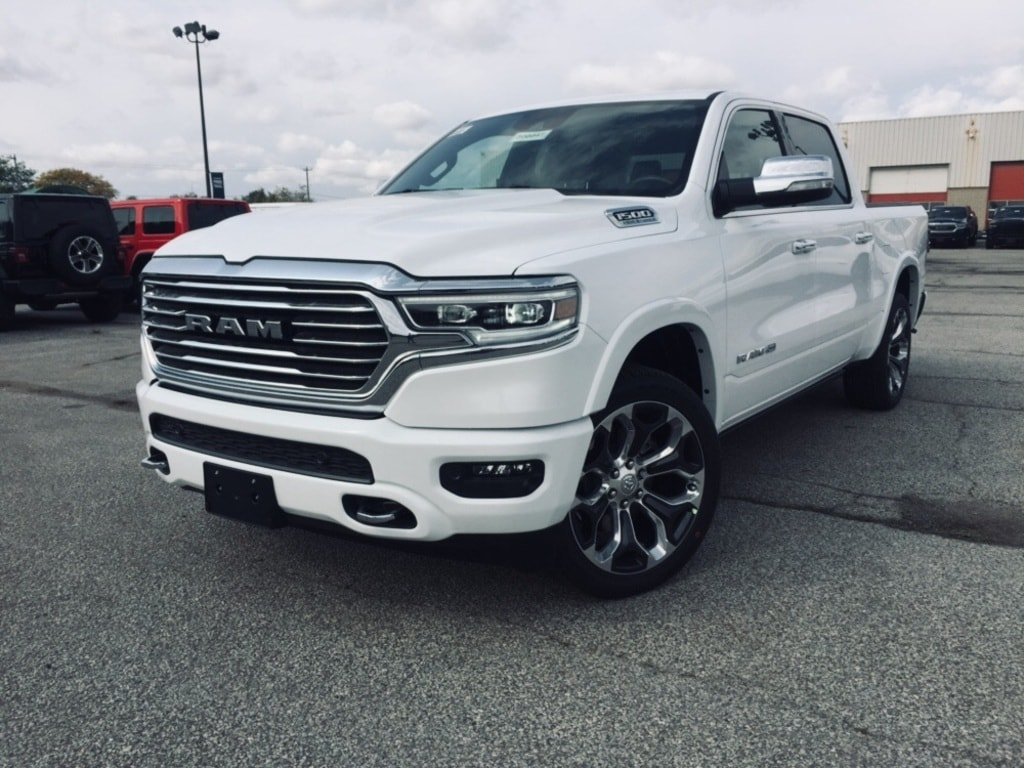 new 2021 Ram 1500 car, priced at $82,523